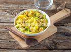 Kip kerrie met Slim Rijst Zie voor de bereidingswijze van dit gerecht op : http://www.slimpasta.nl/tussendoortjes_&_diner
