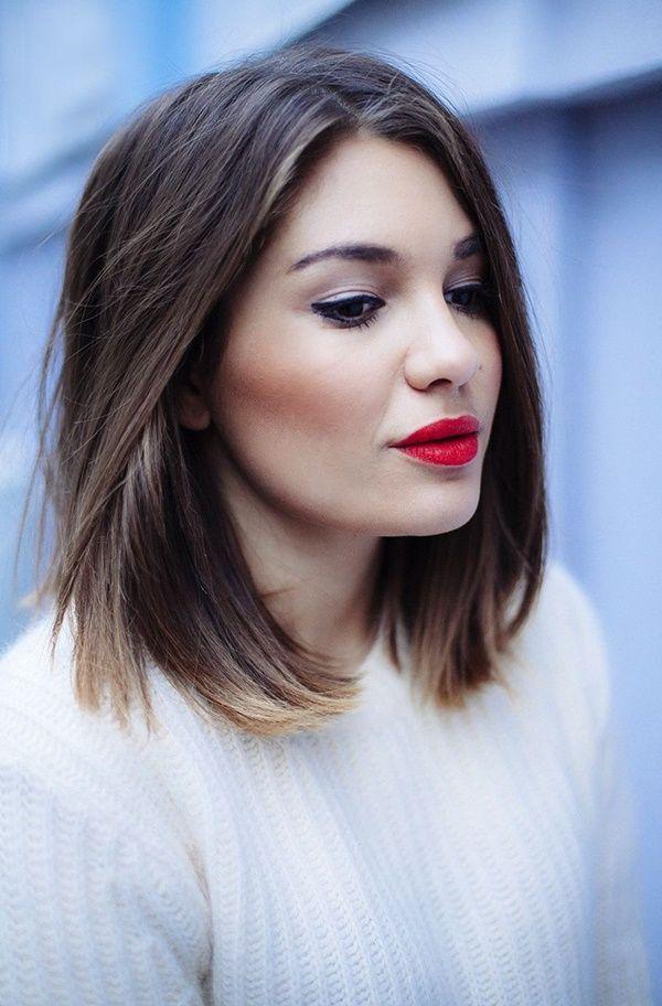 2015 Saç Trendi: Orta Uzunlukta Saç Modelleri | Lidyana Blog