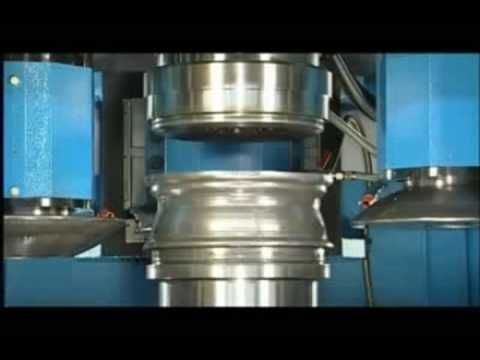 wheel flow forming-spinning machines - Global Metal Spinning Solutions -...