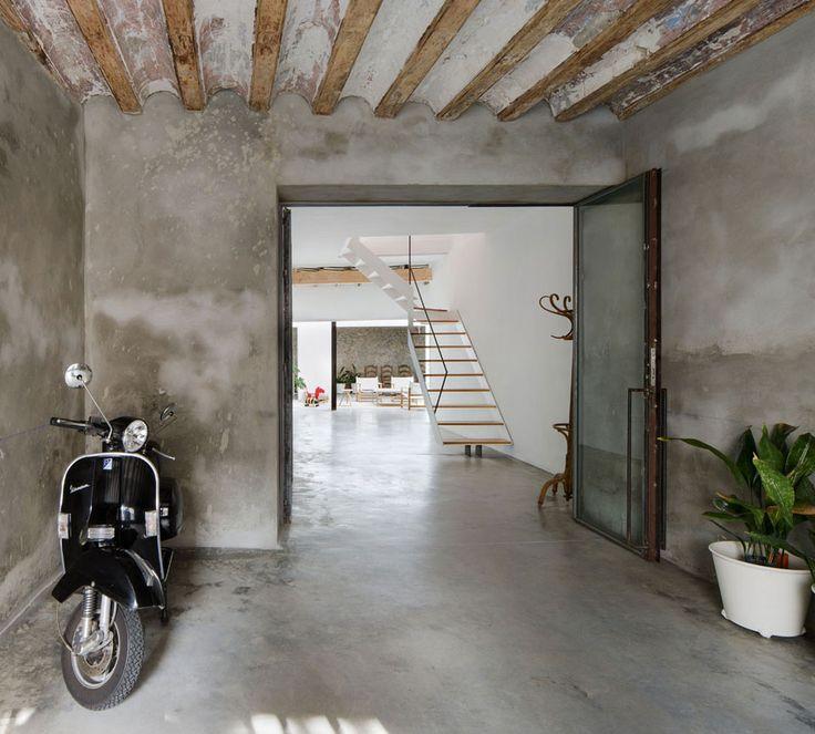 Sol89, Casa en el mercado, ristrutturazione di un interno a Siviglia, Spagna 2012