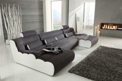 Sofa Dreams Berlin Wohnlandschaft Elements Six Mit 2 Liegeflachen