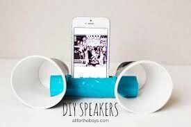 Diy speakers