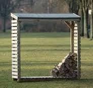 Afbeeldingsresultaat voor opslag hout buiten
