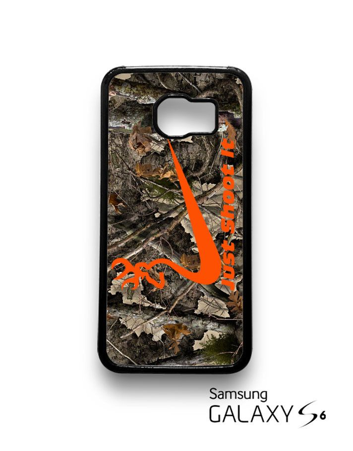 Nike Browning Just Shoot It Samsung Galaxy S6 S6 Edge Case by thecase