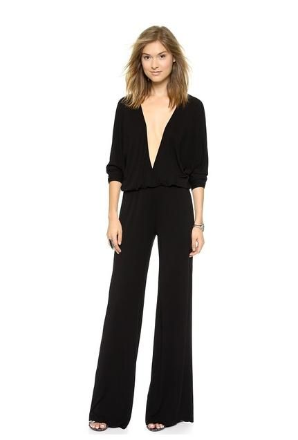 25 Stylish Jumpsuits That Are the Perfect Winter to Spring Transition - Young Fabulous & Broke Eaton Jumpsuit; $229 at shopbop.com