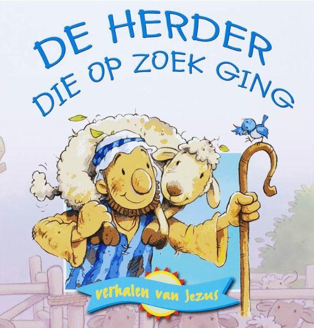 Het verloren schaap / de goede herder: boek 'De herder die op zoek ging'