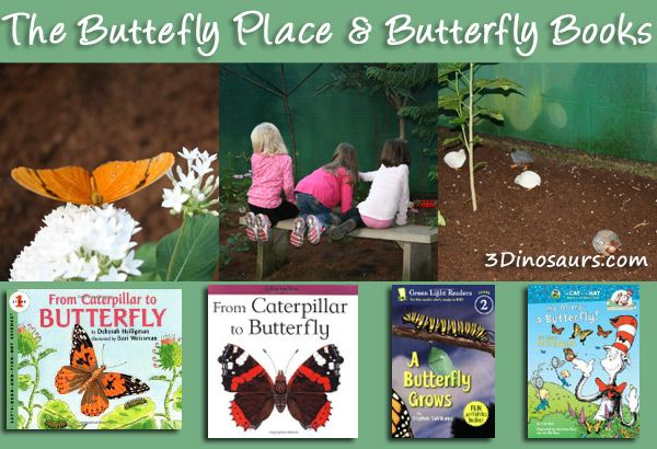 The Butterfly Place & Butterfly Books to read