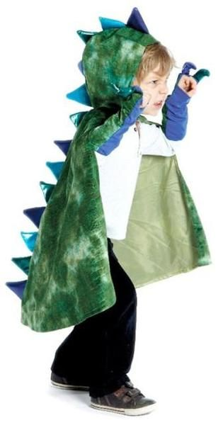 Great Pretenders Dragon with Claws cape.  Too Cute!