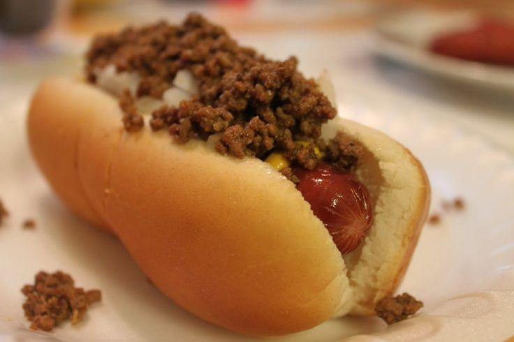 B coney dog sauce