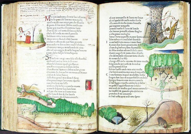 Incunabolo. Francesco Petrarca, Il Canzoniere