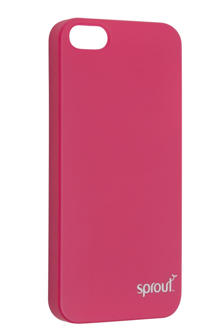 Pink iPhone 5 & 5s Essentials Phone Case by Sprout. Some could argue that this isn't our most creative of cases. They would be right! But plain colours will always be in fashion right? Pink can also remind you of earlier childhood memories, associated with nurturing and comfort from your mother or a mother figure.#sprout #iphone #iphone5 #iphone5s #iphonecover #iphonecase #pink #smartphone #color #colour #colourmeaning #colourpsychology