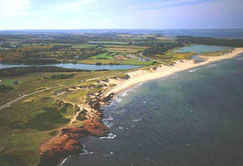 Cavendish Beach P.E.I.