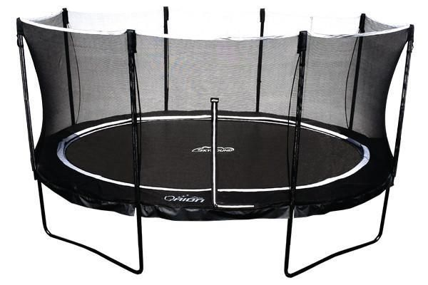 SkyBound Orion 11 x 16FT Oval Trampoline -- SB-T16ORI01