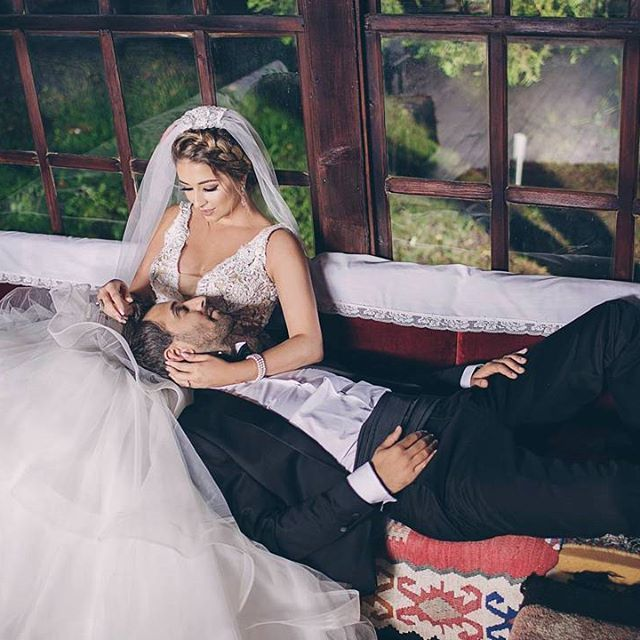 Fiona & Agon's Wedding Thanks to : Ethnological Museum, Prishtine #wedding…