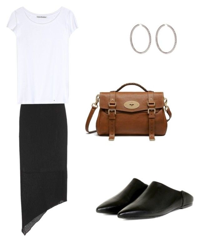 """""""Summer inspiration"""" by kirsti-salonen on Polyvore featuring McQ by Alexander McQueen, Acne Studios, Mulberry and Bottega Veneta"""