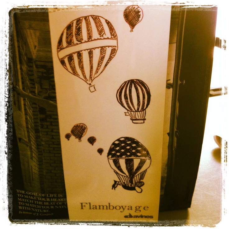 #Flamboyage #Hotairballoons