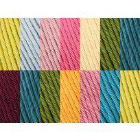 Stylecraft Lily Pond Blanket Classique Cotton DK CAL Colour Pack