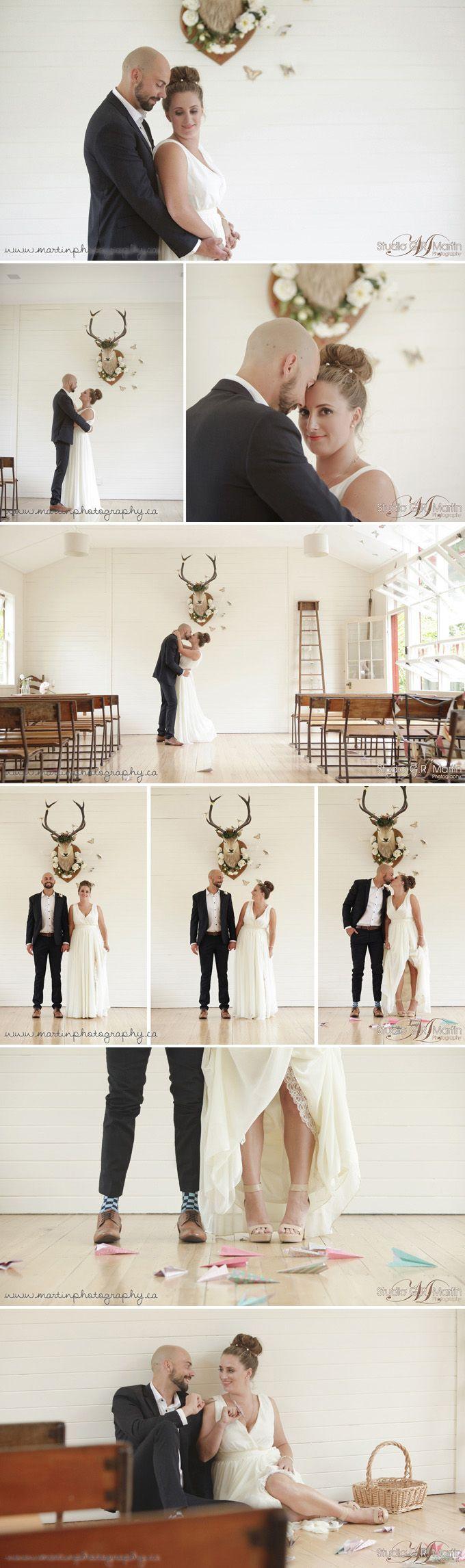 New Zealand destination Old forest school Rotorua Ottawa wedding and portrait photographer