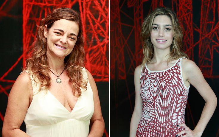 As atrizes Inês Peixoto e Juliana Schalch serão duas criminosas do bando de Baroni: Wanda e Suzane, um casal homossexual | #ATeia | TV Globo