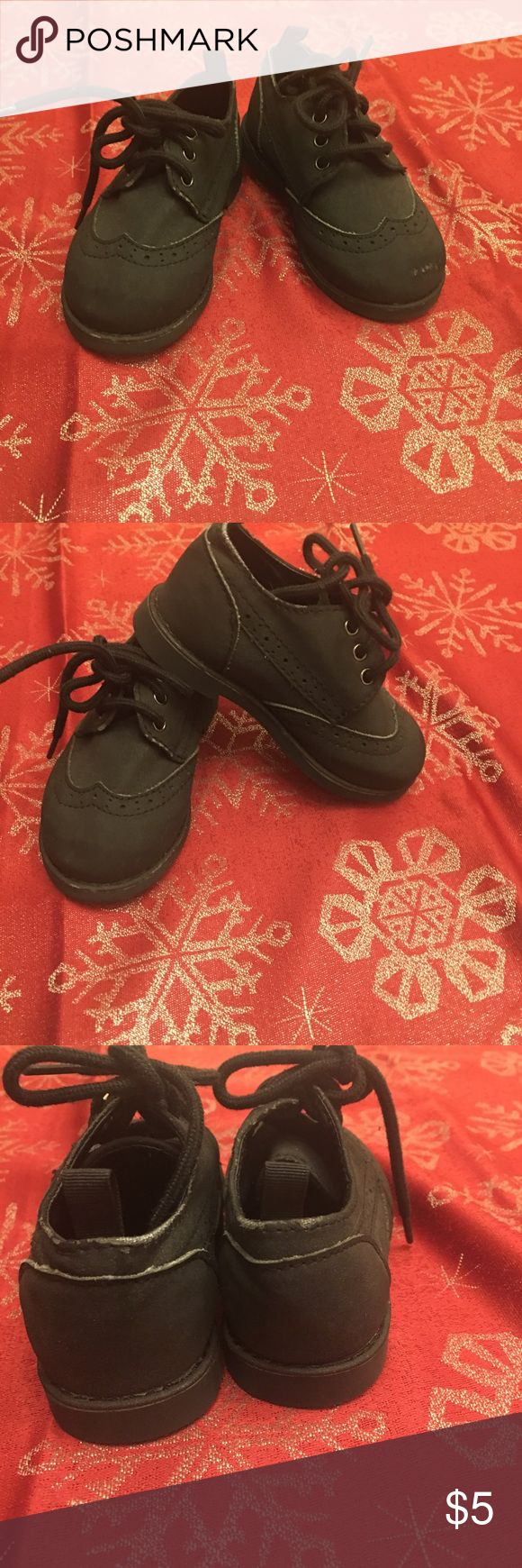 Koala Kids Toddler Boys Dress shoes Scuff on front Only used once bundle with other items for an even better deal! Size 6 Shoes Dress Shoes