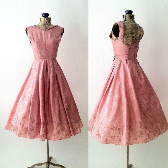 50 s prom dresses 1980