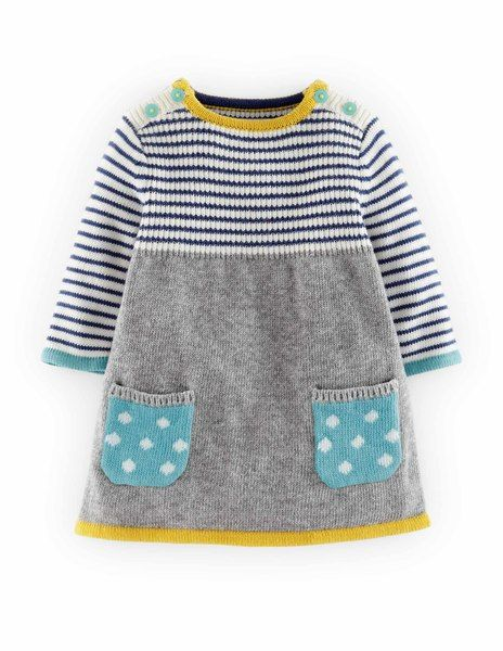 Sweet Knitted Dress 71395 Dresses at Boden