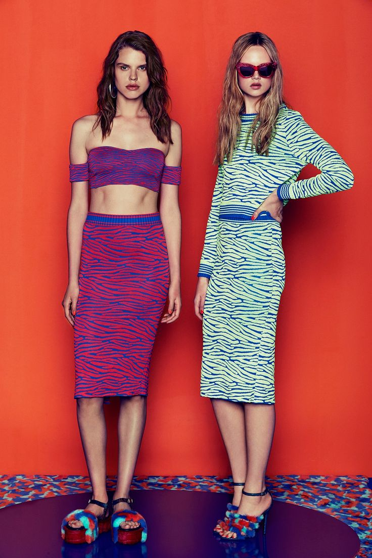 House of Holland, pre-spring/summer 2015 fashion collection