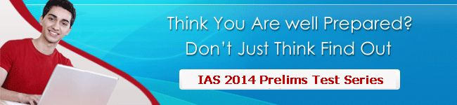 Biggest and Most Reputed Test Series for IAS Exams, All India Test Series conducted by Civil Services Chronicle. http://www.ias100.in/ias-all-india-test-series.php **IAS 2014 Prelims Test Series Starting from 2nd Feburary**