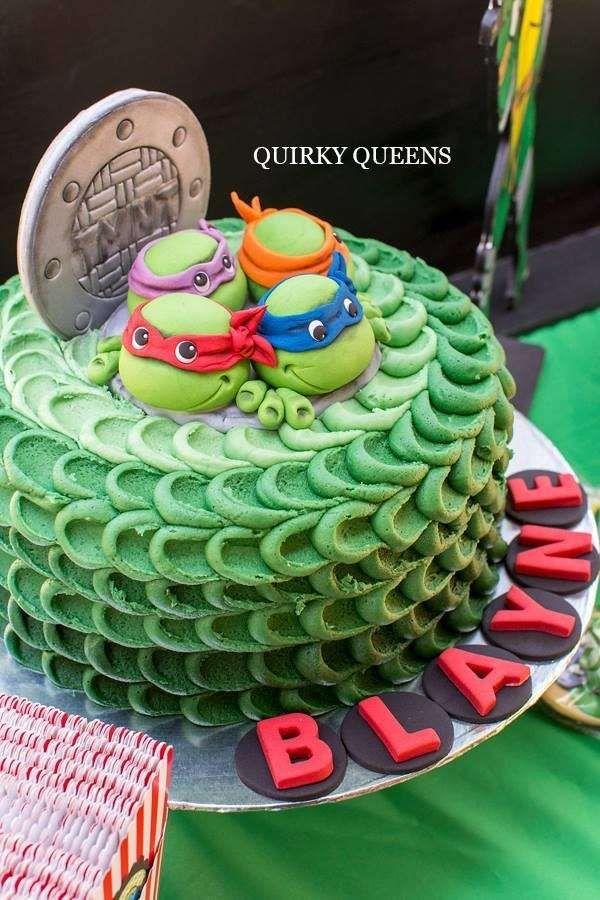 140 best Teenage Mutant Ninja Turtles Party Ideas images on