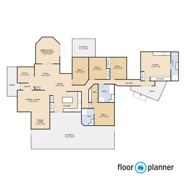 Great Floorplan Create Floor Plan Floor Plans Interior Design Software