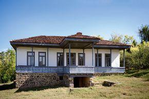 """Imagine din albumul """"Olane. Case tradiţionale din Dobrogea"""""""