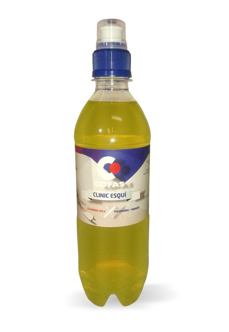 Bebida energética de limón / Energy drink lemon Cofas #lemon #energy #drink
