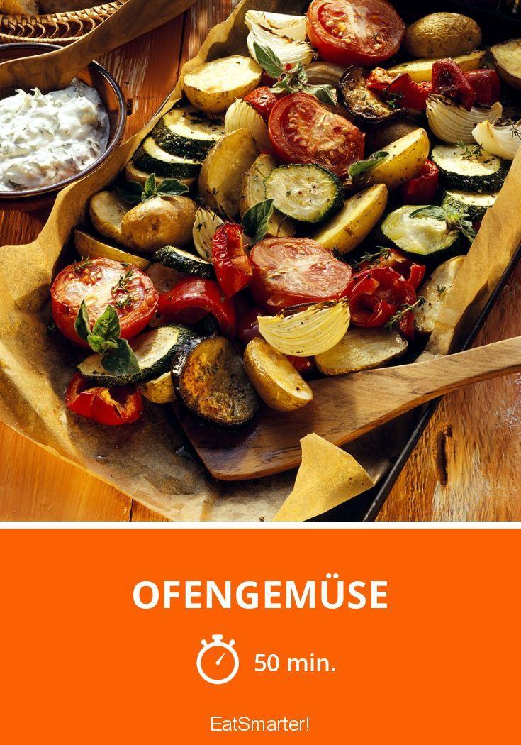 Ofengemüse - smarter - Zeit: 50 Min. | eatsmarter.de