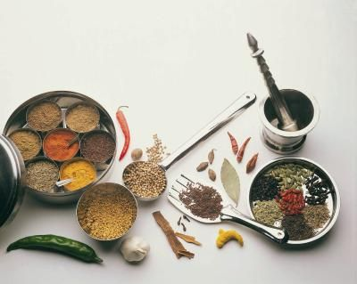 Mantimentos & especiarias indianas | eHow Brasil