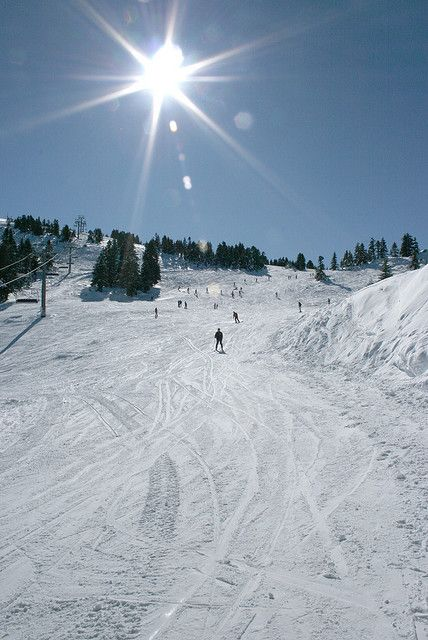 Uludag #Winter #Turkey #Bursa   - Explore the World with Travel Nerd Nici, one Country at a Time. http://TravelNerdNici.com