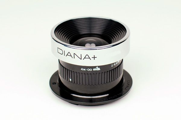 Diana lens ~ for Canon