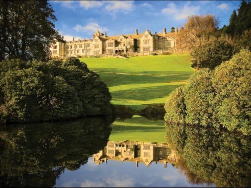 Bovey Castle Hotel in Moretonhampstead, Devon, England