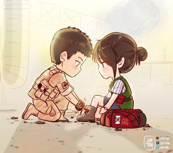 #DescendantsOfTheSun @kyo1122  #bigboss #drkangmoyeon