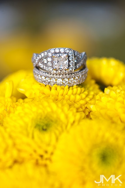 Wedding rings photo by JMK Photos