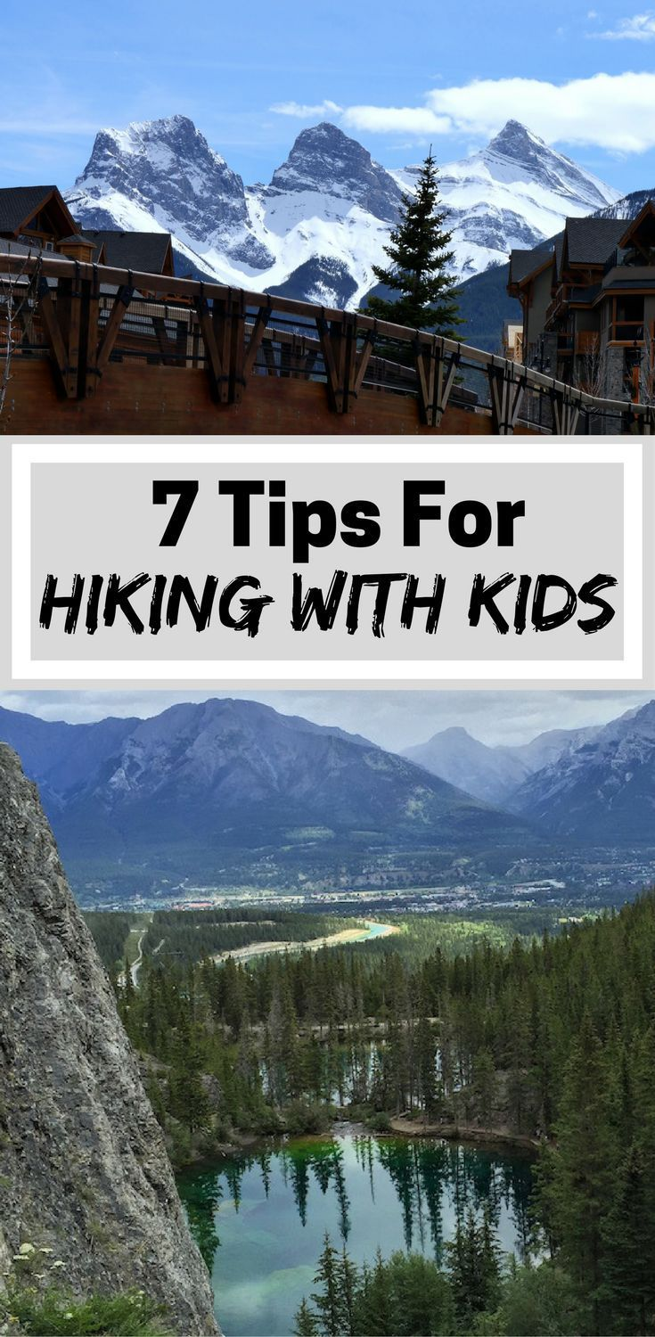 7 Tips for Hiking with Kids