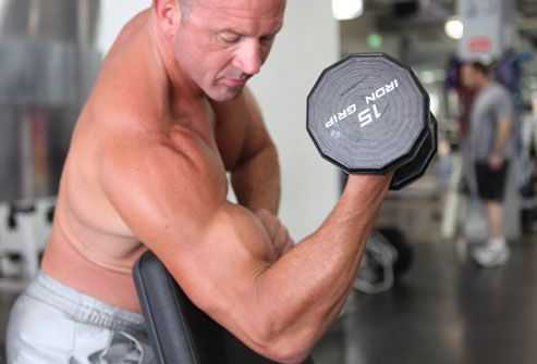 Bodybuilding Pictures: Muscle-Building Workout and Diet for Men