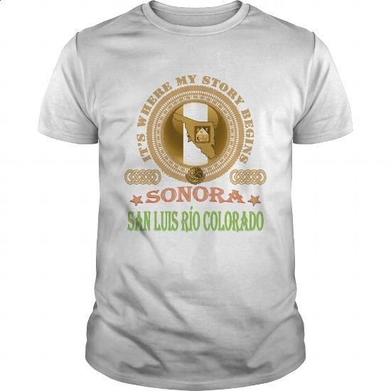San Luis Rio Colorado-Sonora - #gifts for girl friends #gift for him. MORE INFO => https://www.sunfrog.com/LifeStyle/San-Luis-Rio-Colorado-Sonora-White-Guys.html?60505