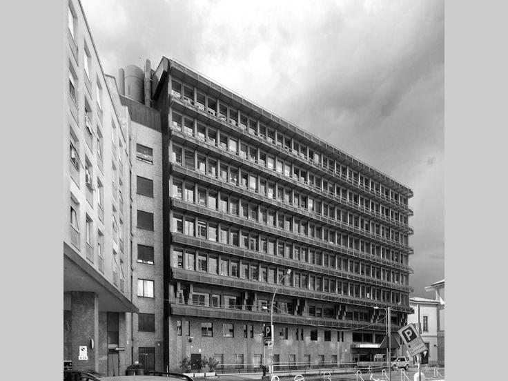 Edificio per uffici e Vip's Residence - Luigi Caccia Dominioni - itineraries - Ordine degli architetti, P.P.C della provincia di Milano