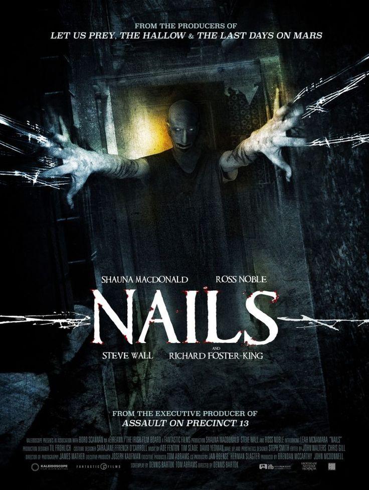 Από τις Fantastic Films και Kaleidoscope Film Distribution έρχεται το ντεμπούτο του σκηνοθέτη Dennis Bartok που φέρει τον τίτλο Nails. Πρόκειται για ταινία τρόμου μεταφυσικού τύπου από την Ιρλανδία... Περισσότερα στο horrormovies.gr