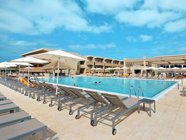 Wyspy Zielonego Przylądka - wczasy i wakacje samolotem w hotelach pięciogwiazdkowych