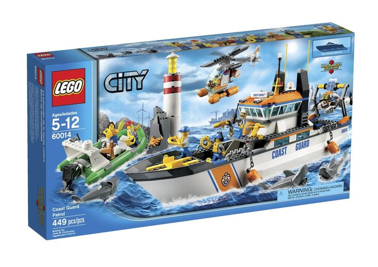 LEGO Coast Guard Patrol Only $60.96! (reg. $79.99) BecomeACouponQueen.com
