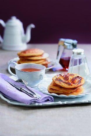 Pancakes aux pommes - Larousse Cuisine