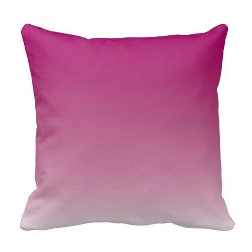 Dye Mist Print - Magenta Colour