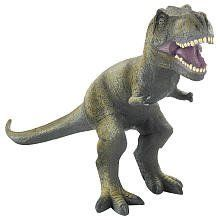 "Animal Planet T-Rex Foam by Toys R Us. $19.02. Recommended Age: 3 years and up. This realistic-looking T-Rex from Animal Planet, a Toys""R""Us exclusive, will take you back to when dinosaurs ruled the earth! Made from soft plastic, the terrible lizard is perfect for imaginary play or as a decorative accent in a dino-themed room. He stands a magnificent 12.5"" high, towering over the lesser creatures of his prehistoric realm. Toys'R'Us is the home for Animal Planet toys,..."