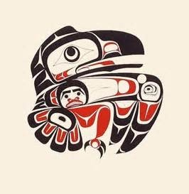 Master Artist Jack Hudson Tsimshian From Metlakatla Alaska
